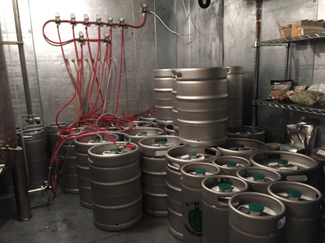 All the beer.