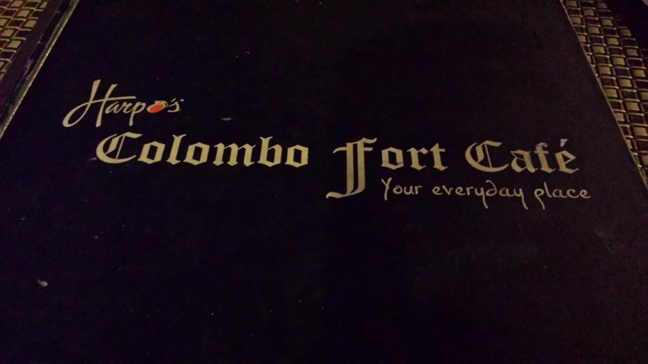 Colombo Fort Café