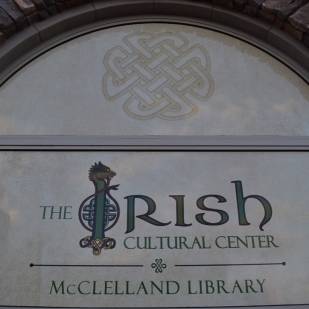 Phoenix has an Irish Cultural Center. I've never been inside but I'd like to experience it one day. On the west side of Central north of Portland St.