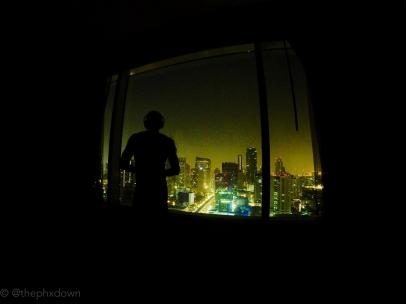 Bangkok beyond.
