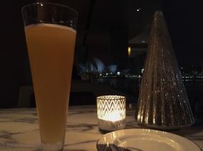 Evening beer.
