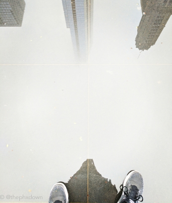 Run the sky.