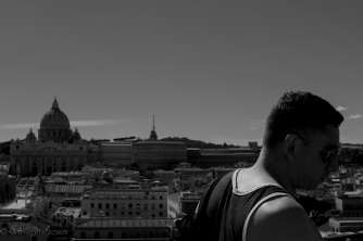 Vatican dreams.