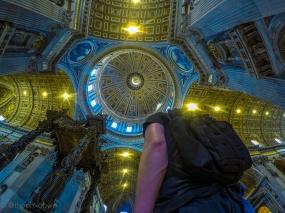 Basilica dreams.