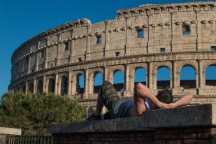 Colosseum dreams.