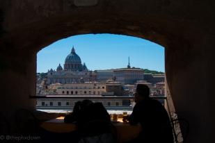 Vatican admiration.