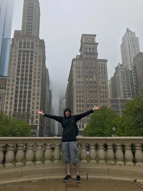 Chicago rain.