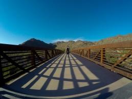 The bridge to Mars.