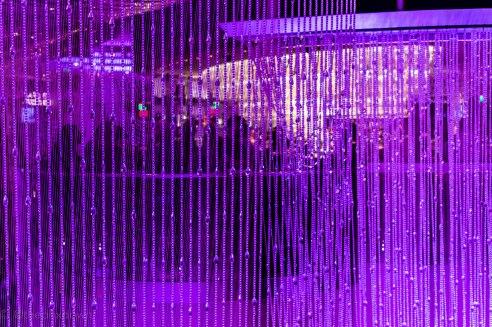 Purple Cosmo.